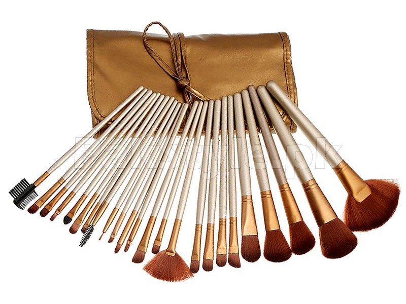 24 Pieces Urban Decay Naked3 Brush Set Price in Pakistan