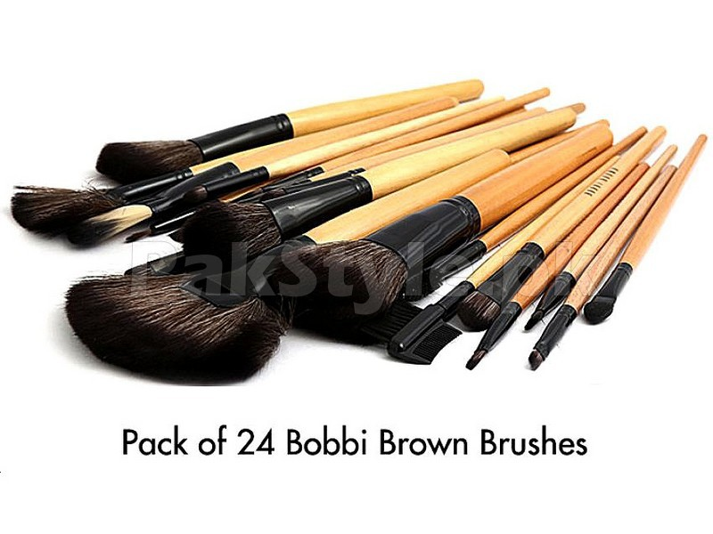 Bobbi Brown 24 Pieces Cosmetics Brush Set