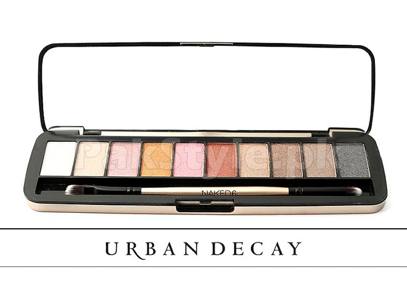 Urban Decay Naked 6 Eyeshadow Palette