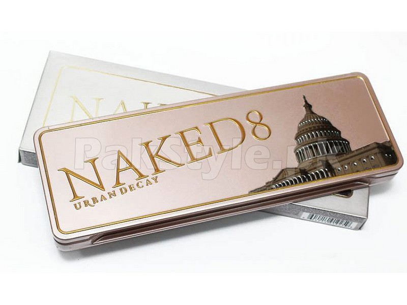 Urban Decay Naked 8 Eyeshadow Palette