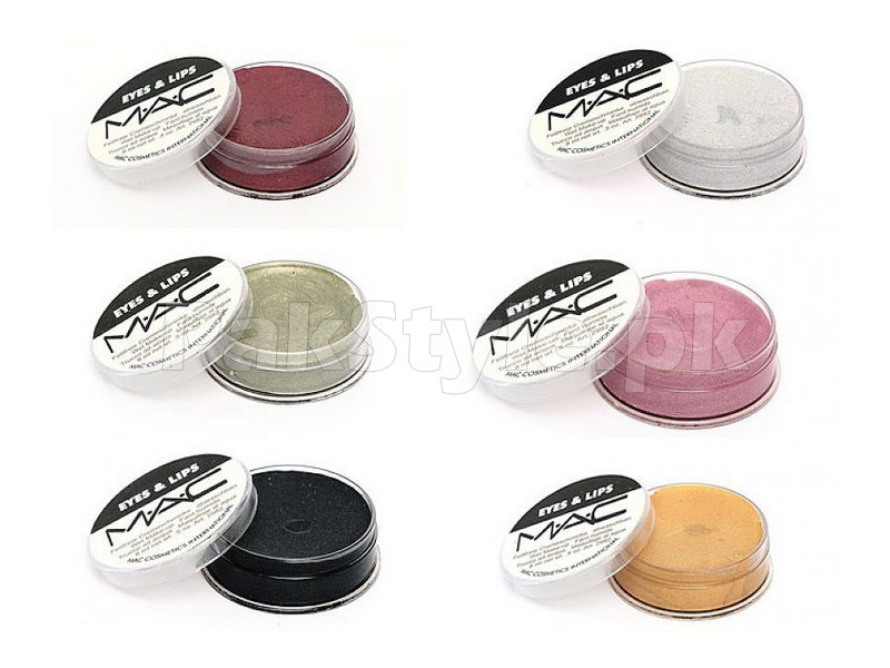 Pack of 12 Mac Eye & Lip Liner Shades