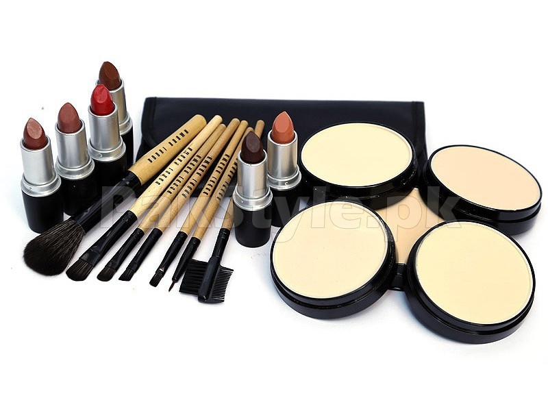 Pack of 14 MAC & Bobbi Brown Products Price in Pakistan