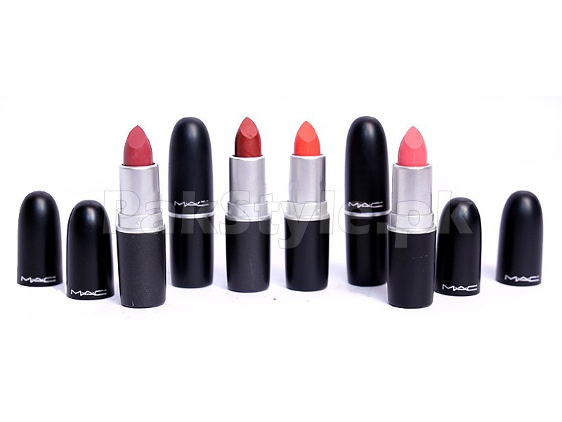 Pack of 12 MAC & Wow Lip Products in Pakistan