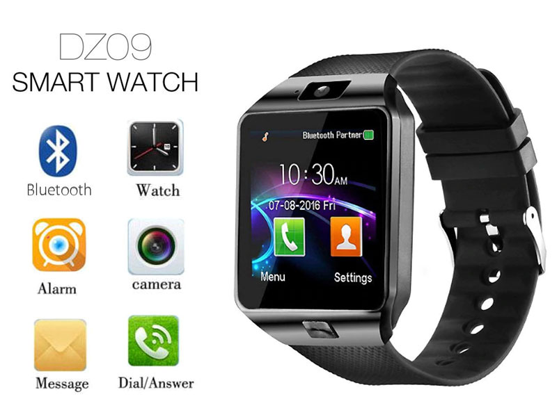 Android Smart Watch DZ09 Price in Pakistan