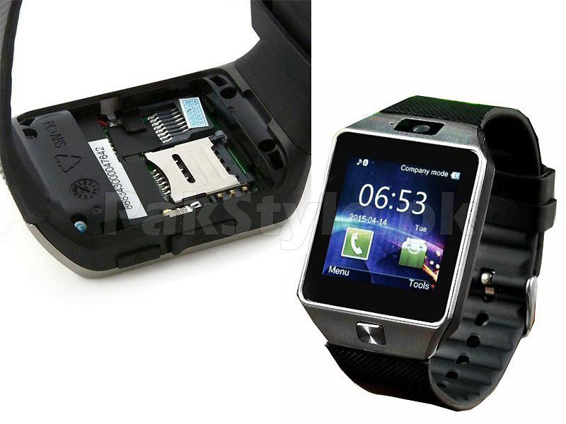 Android Smart Watch DZ09 in Pakistan