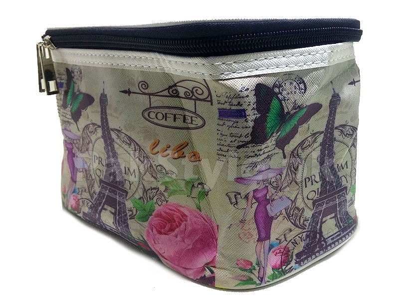 Digital Print Cosmetic Bag