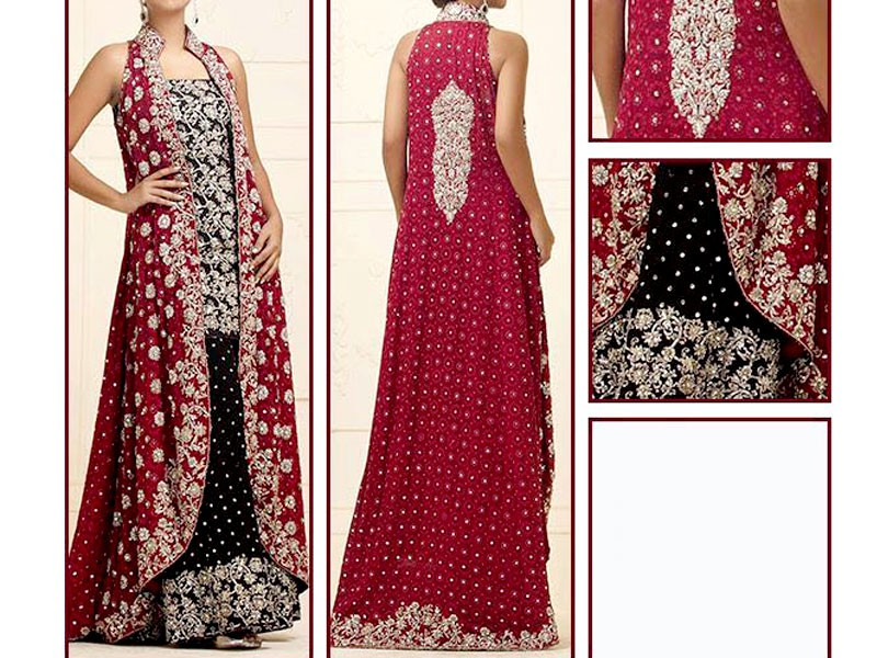 Embroidered Designer Chiffon Suit Price in Pakistan