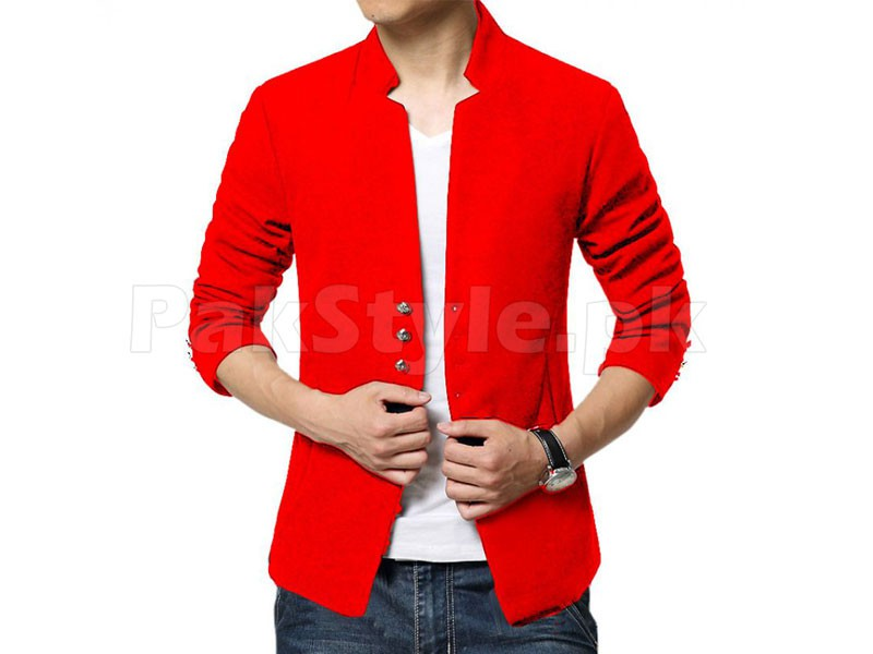 Men's Fleece Winter Coat in Pakistan