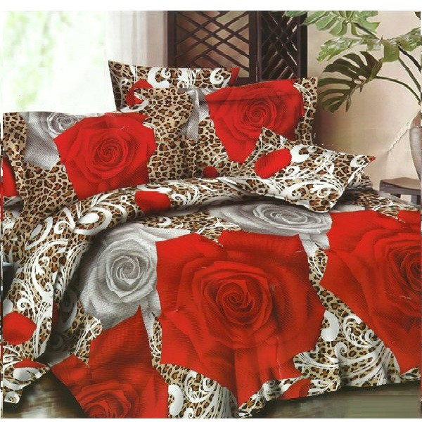 3D Printed Bed Sheet (3D-10) Price in Pakistan