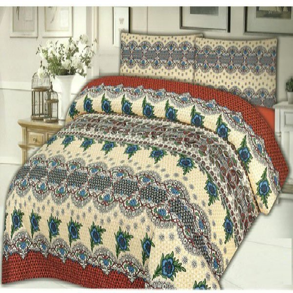King Size Egyptian Cotton Bed Sheet Css 08 Price In Pakistan M008811 2019 Prices Amp Reviews