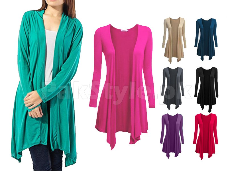 12 Cotton Shrugs on Wholesale