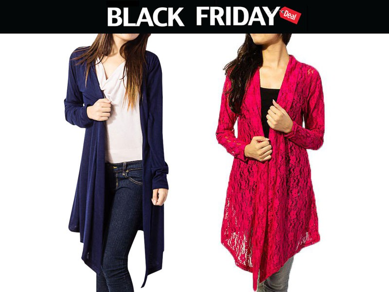 2 Ladies Shrugs Black Friday Deal Price in Pakistan