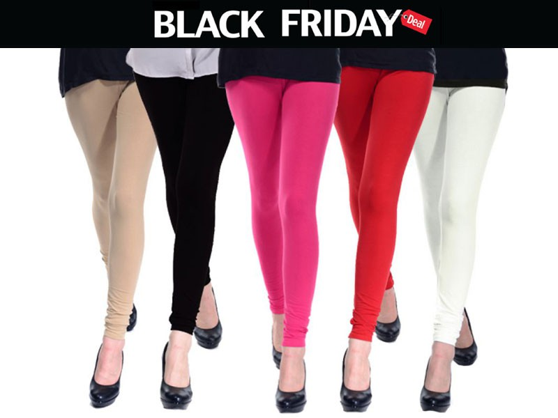 5 Ladies Tights Black Friday Deal