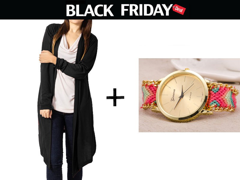 Shrug & Watch Black Friday Deal Price in Pakistan