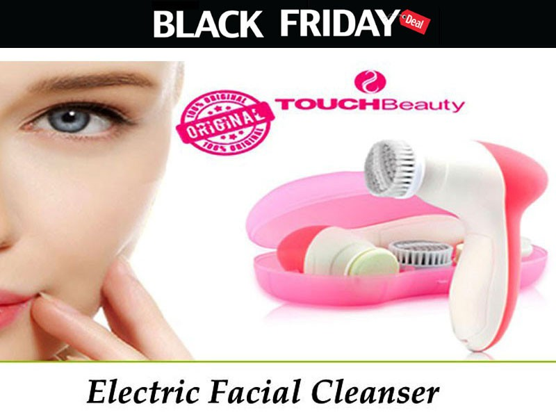 Electric Facial Cleanser Black Friday Deal Price in Pakistan