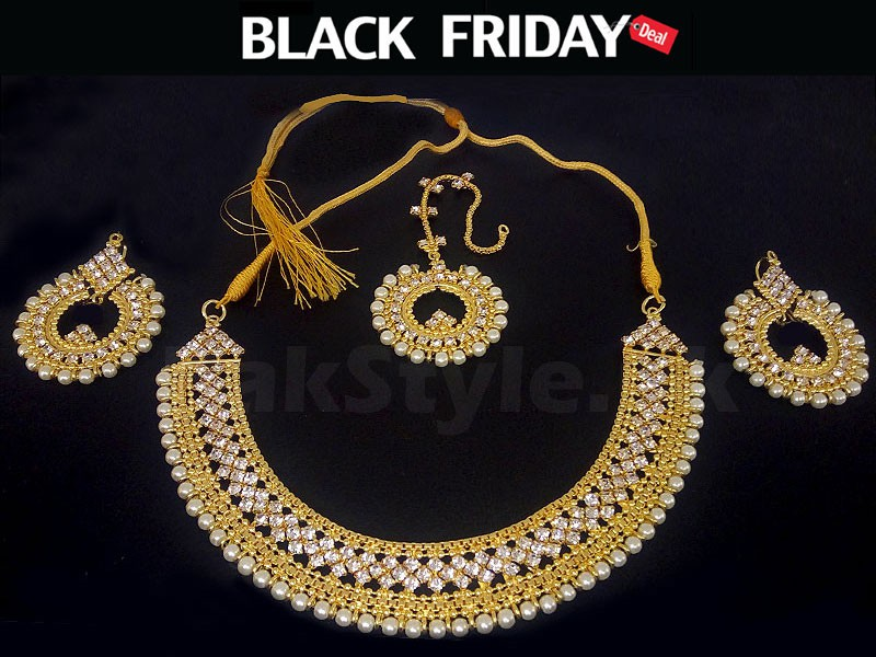 Jewellery Set Black Friday Deal Price in Pakistan
