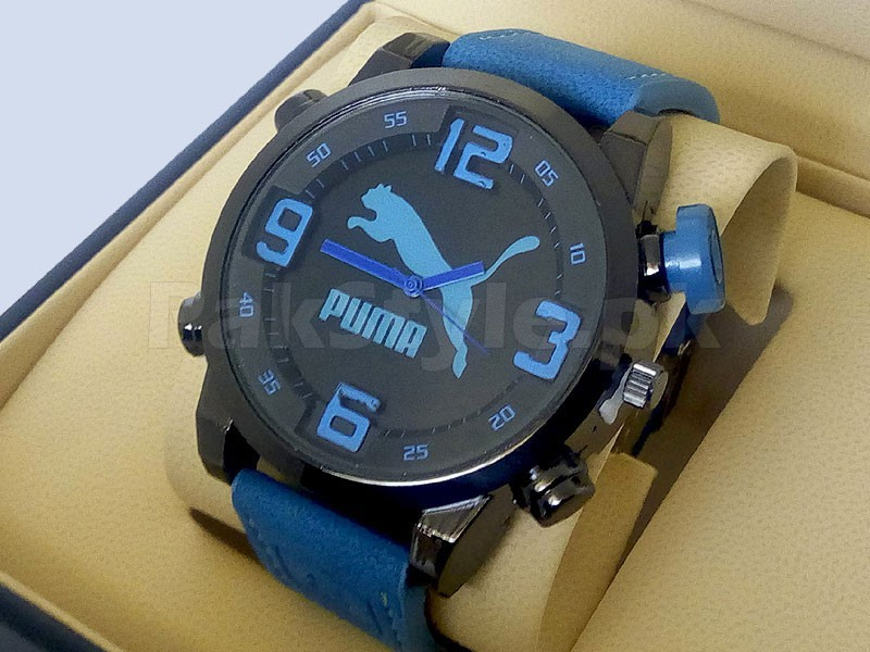 3 Puma Boys Watches Black Friday Deal in Pakistan