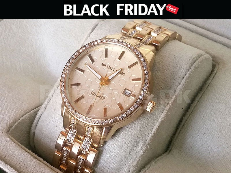 Ladies Watch Black Friday Deal Price in Pakistan