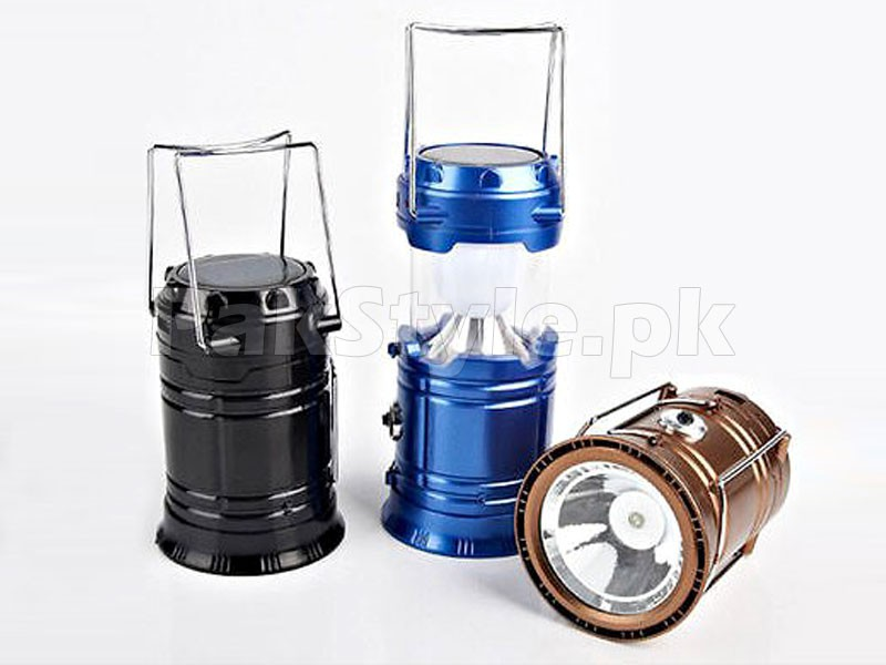 Solar Charging LED Lamp Price in Pakistan