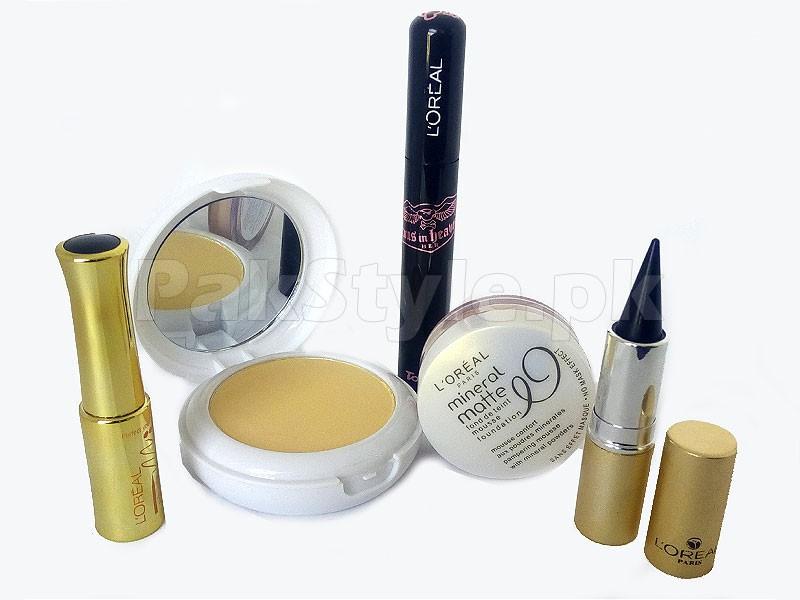 L'oreal Paris Makeup Kit