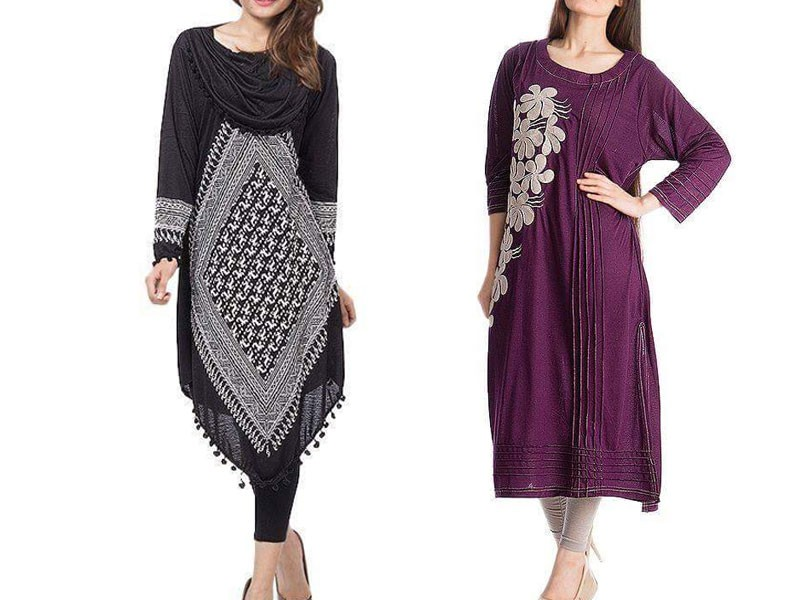 Pack of 2 Ladies Tops Price in Pakistan