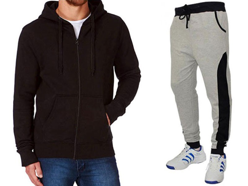 Men's Hoodie & Sweatpant Combo Pack Price in Pakistan