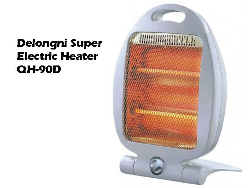 Delongni Super Quartz Heater QH-90D Price in Pakistan