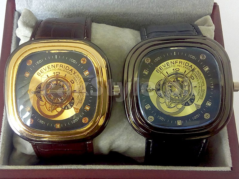 Pack of 2 Sevenfriday Watches in Pakistan