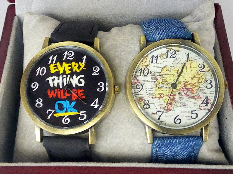 Pack of 2 Character Watches Price in Pakistan