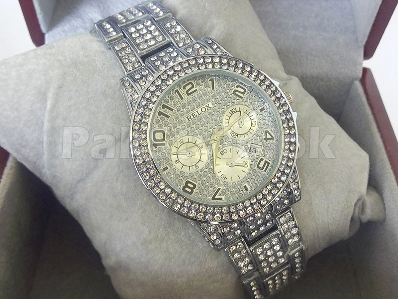 Rolex Winner 24 Watch | Silver Price in Pakistan