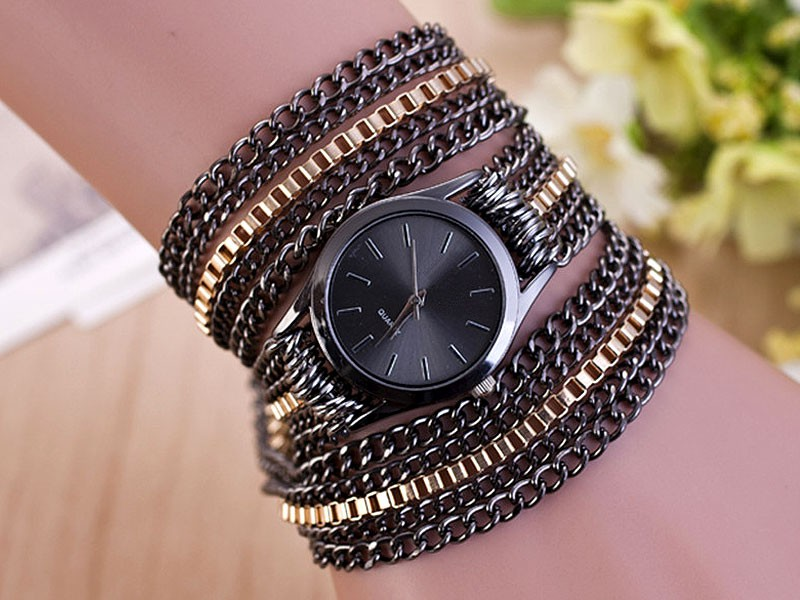 Chain bracelet watch for girls price in pakistan m009047 prices reviews for Watches for girls