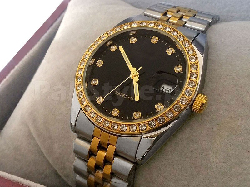 Rolex Date Dial Watch Price in Pakistan
