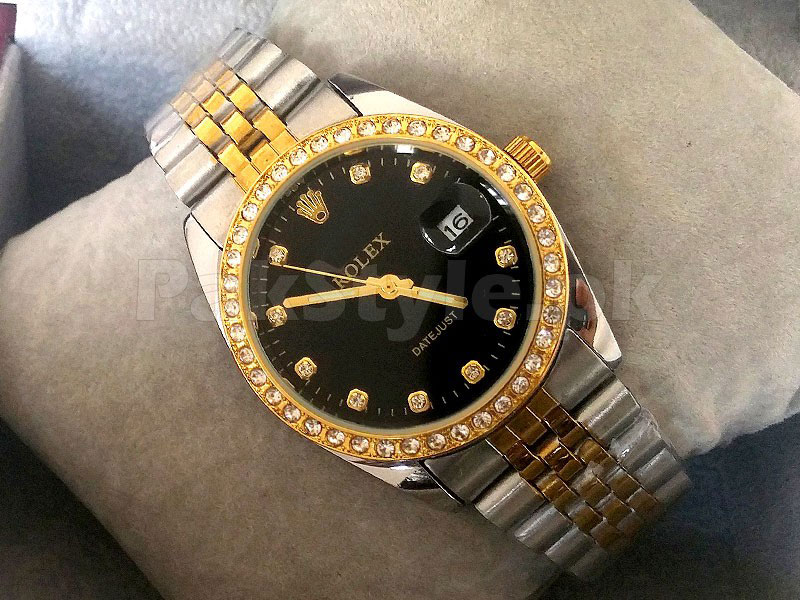 Rolex Date Dial Watch in Pakistan