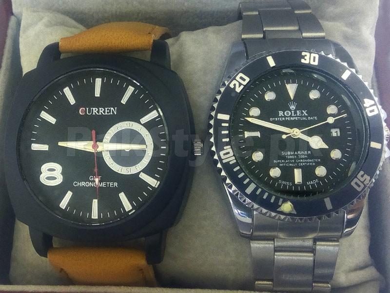 Curren chronometer watch price in pakistan