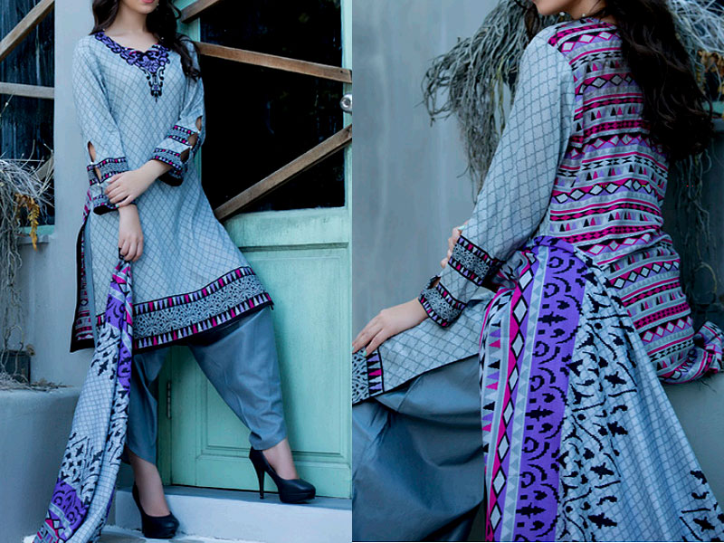 Al-Zohaib Anum Lawn 05-B Price in Pakistan