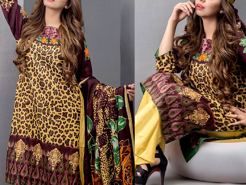 Al-Zohaib Anum Lawn 07-C Price in Pakistan