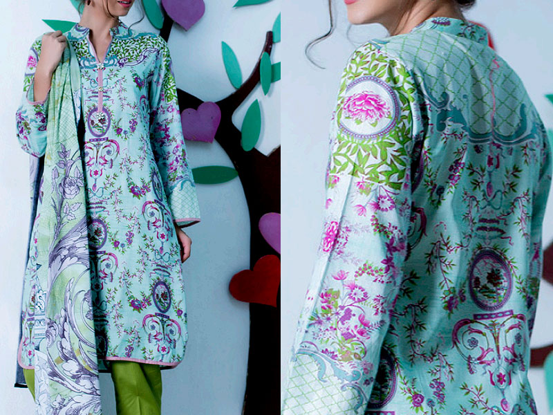 Al-Zohaib Anum Lawn 09-B Price in Pakistan