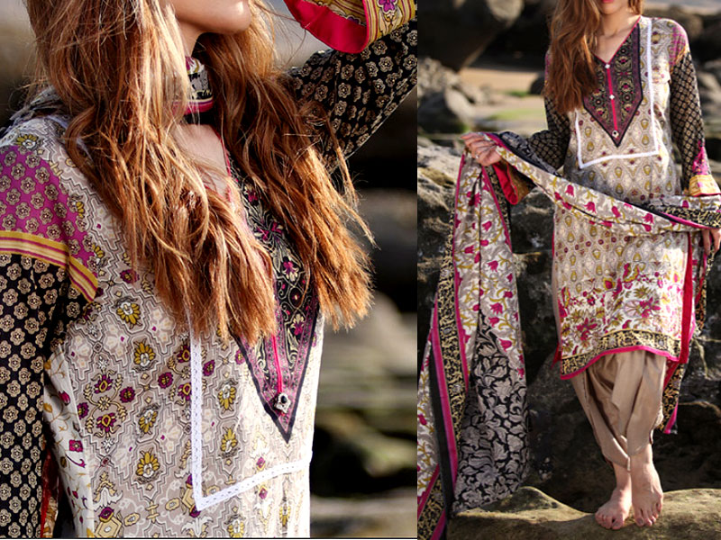Al-Zohaib Anum Lawn 17-A Price in Pakistan