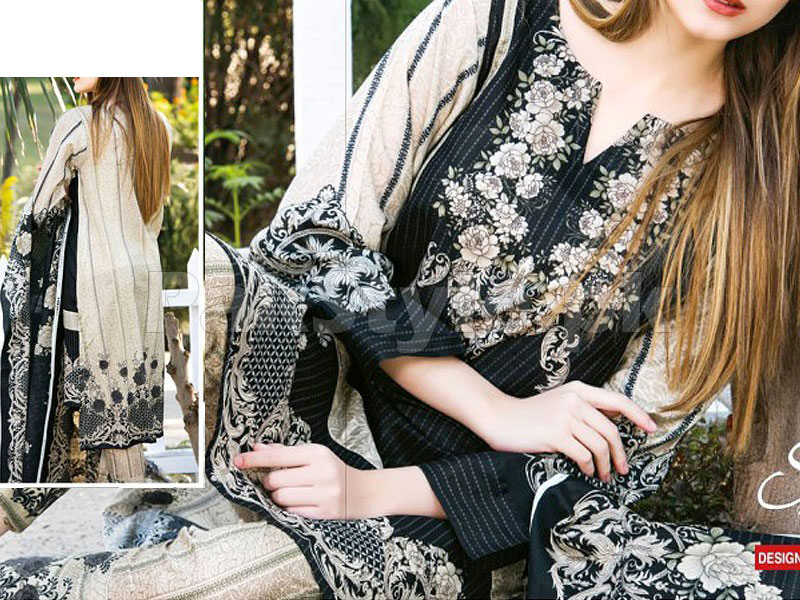 Star Classic Lawn Suit 4007-A Price in Pakistan