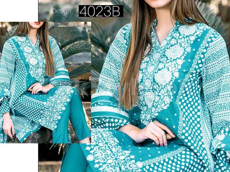 Star Classic Lawn Suit 4023-B Price in Pakistan