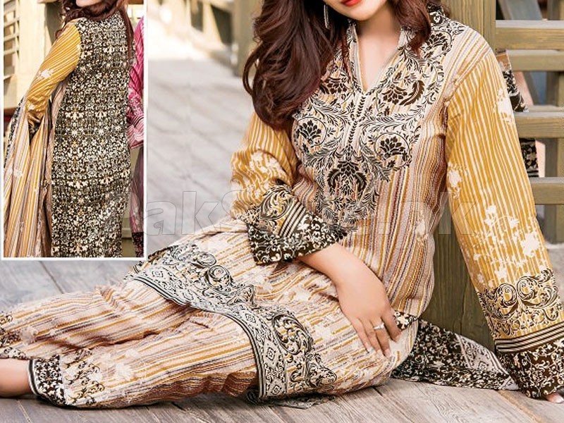 Star Classic Lawn Suit 4028-B Price in Pakistan