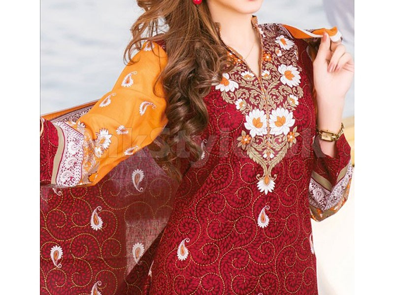 Star Classic Lawn Suit 4006-A Price in Pakistan