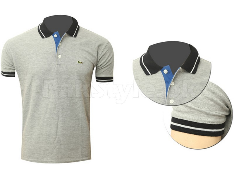 Pack of 3 Lacoste Polo Shirts P2 in Pakistan
