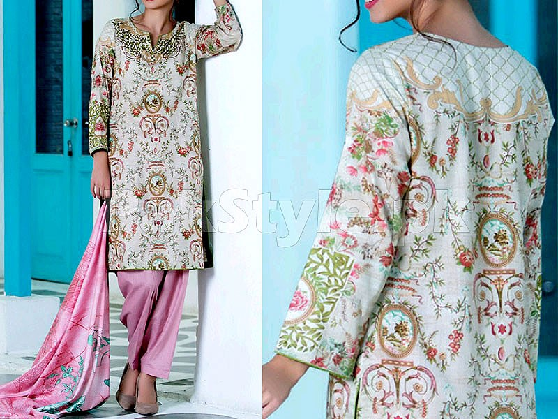 Pack of 2 Printed Lawn Suits