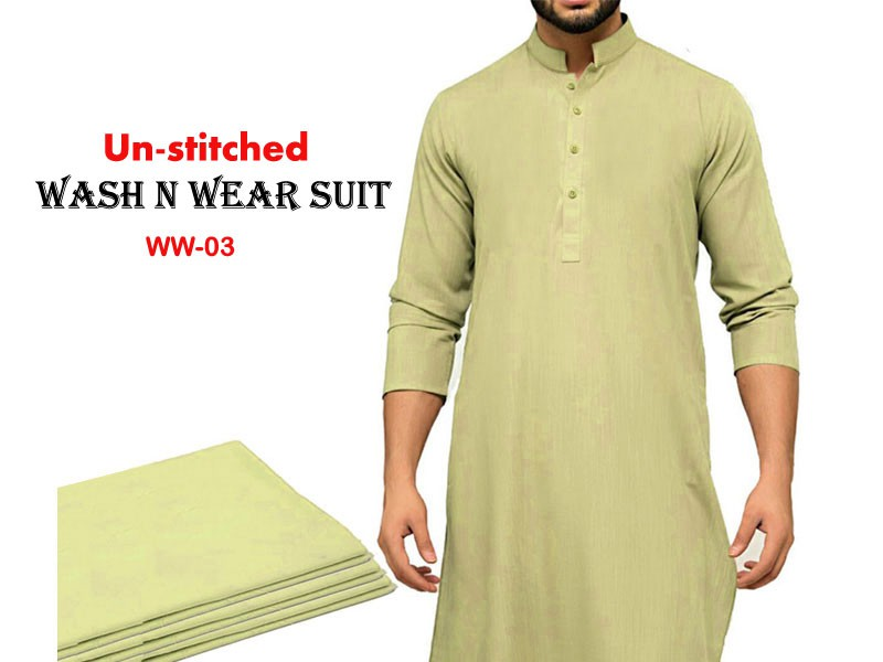 Pack of 2 Un-Stitched Mens Suits in Pakistan