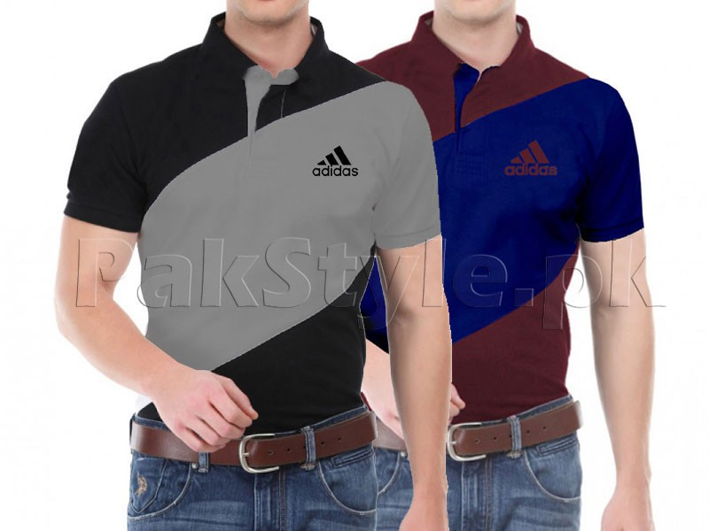 Pack of 2 Mens T-Shirts Price in Pakistan