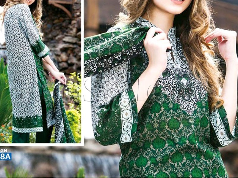 Star Lawn Collection  1018-A Price in Pakistan