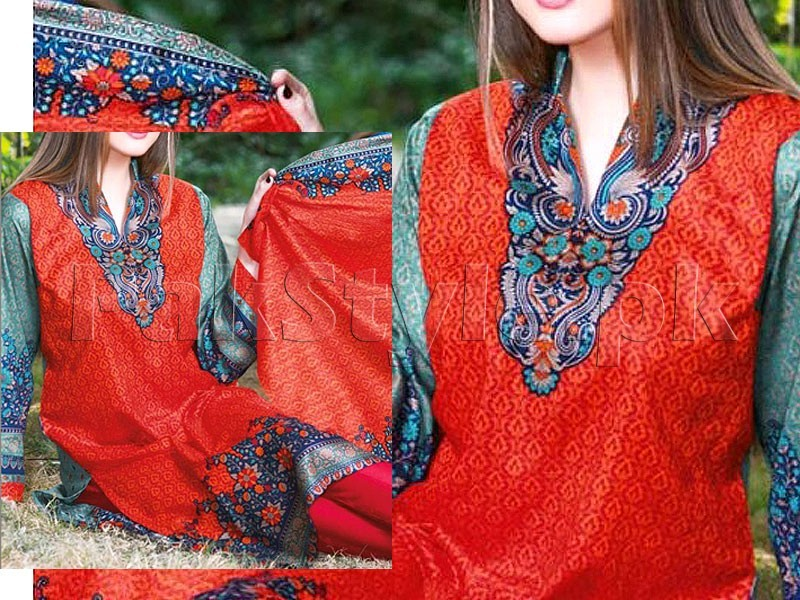 Star Lawn Collection  1027-A Price in Pakistan