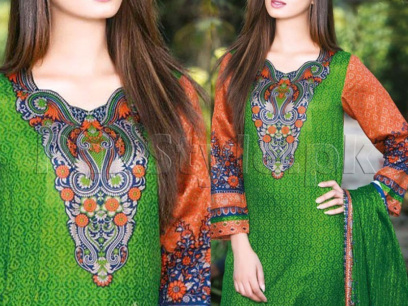 Star Lawn Collection 1027-C