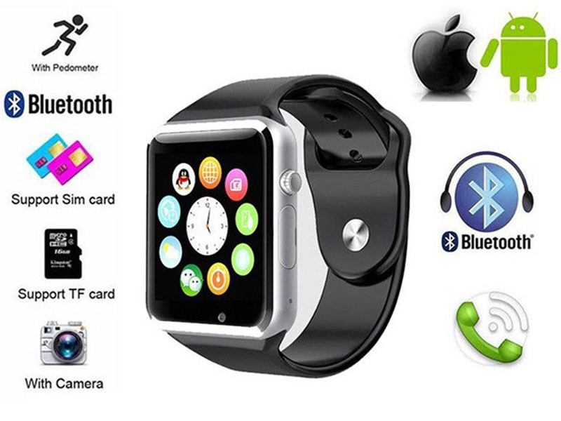 W08 GSM & Bluetooth Smartwatch Price in Pakistan